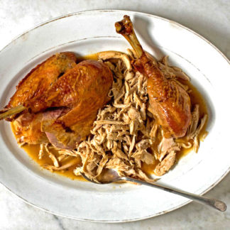 pulled-turkey-in-gravy-grandmas-cooking